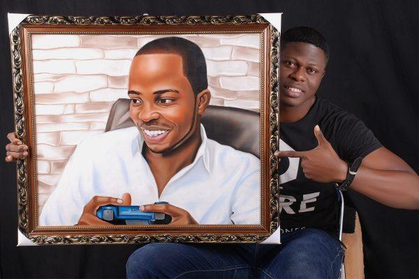 Etiobhio Samuel, Tony Elumelu Entrepreneur