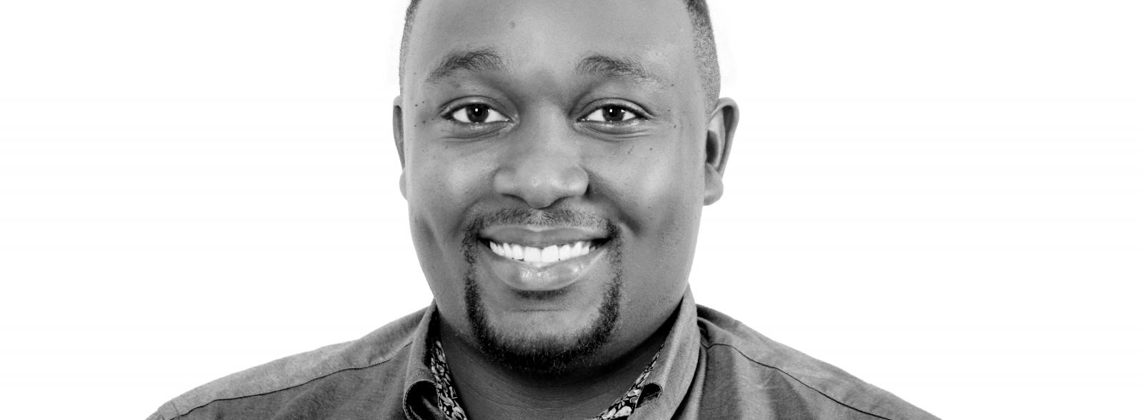 Frank Mugarura, TEF Alumni Hub Lead, Tony Elumelu Entrepreneur