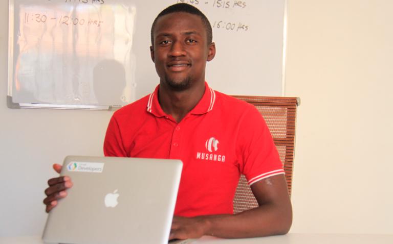 Njavwa Mutambo, Tony Elumelu Entrepreneur