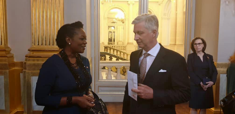 Empowering Entrepreneurs is the Route to Eradicating Poverty in Africa – Tony Elumelu Foundation CEO, Ifeyinwa Ugochukwu, says in Brussels