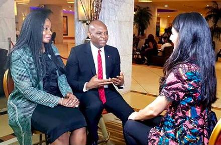 Meet Africa's Power Couple