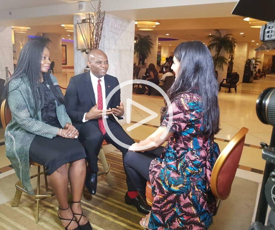 3ReasonsWhy Tony Elumelu and Dr. Awele Elumelu are Africa's Power Couple