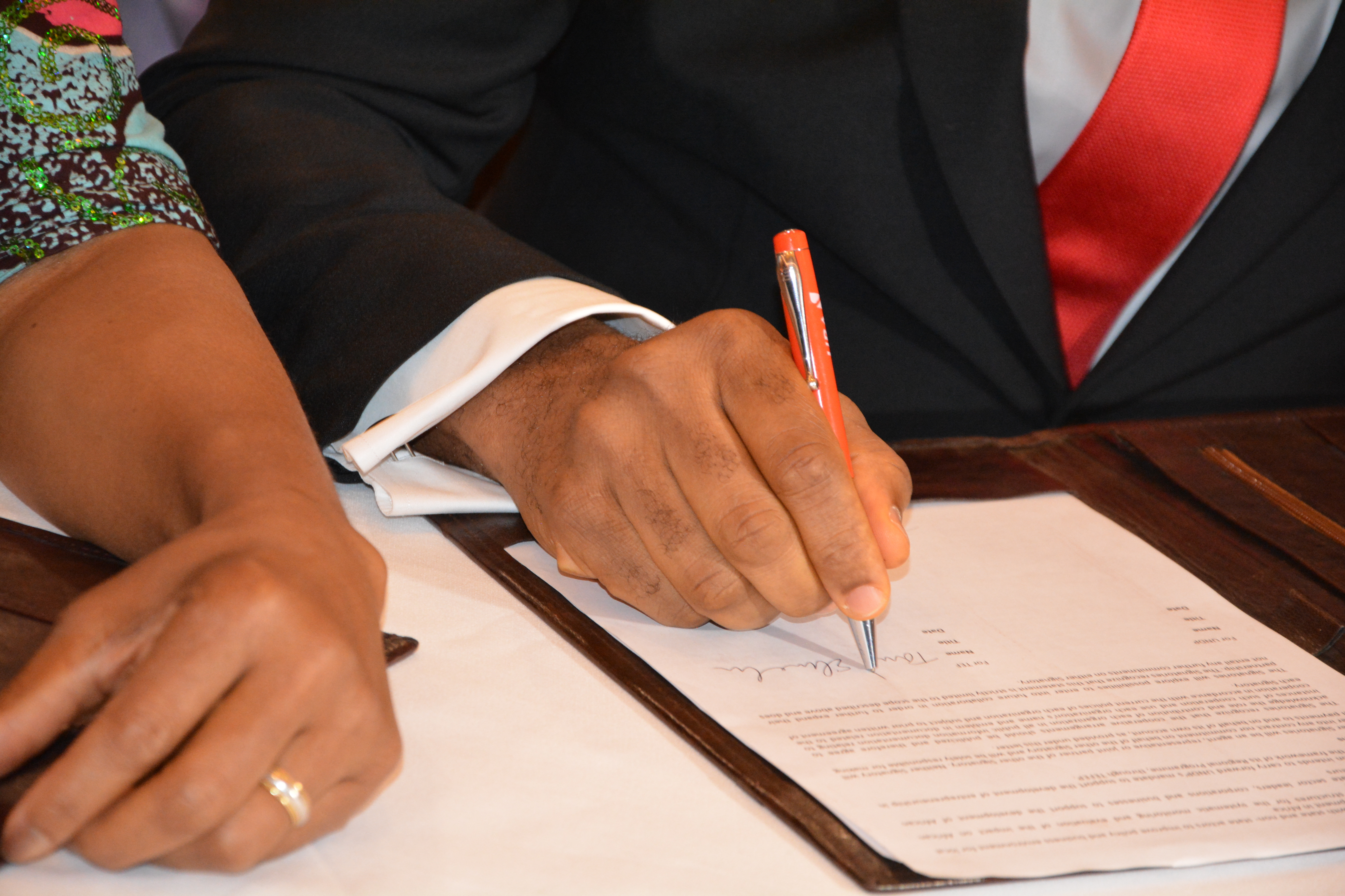 UNDP Partners with the Tony Elumelu Foundation to Empower 100,000 Young Entrepreneurs in Africa