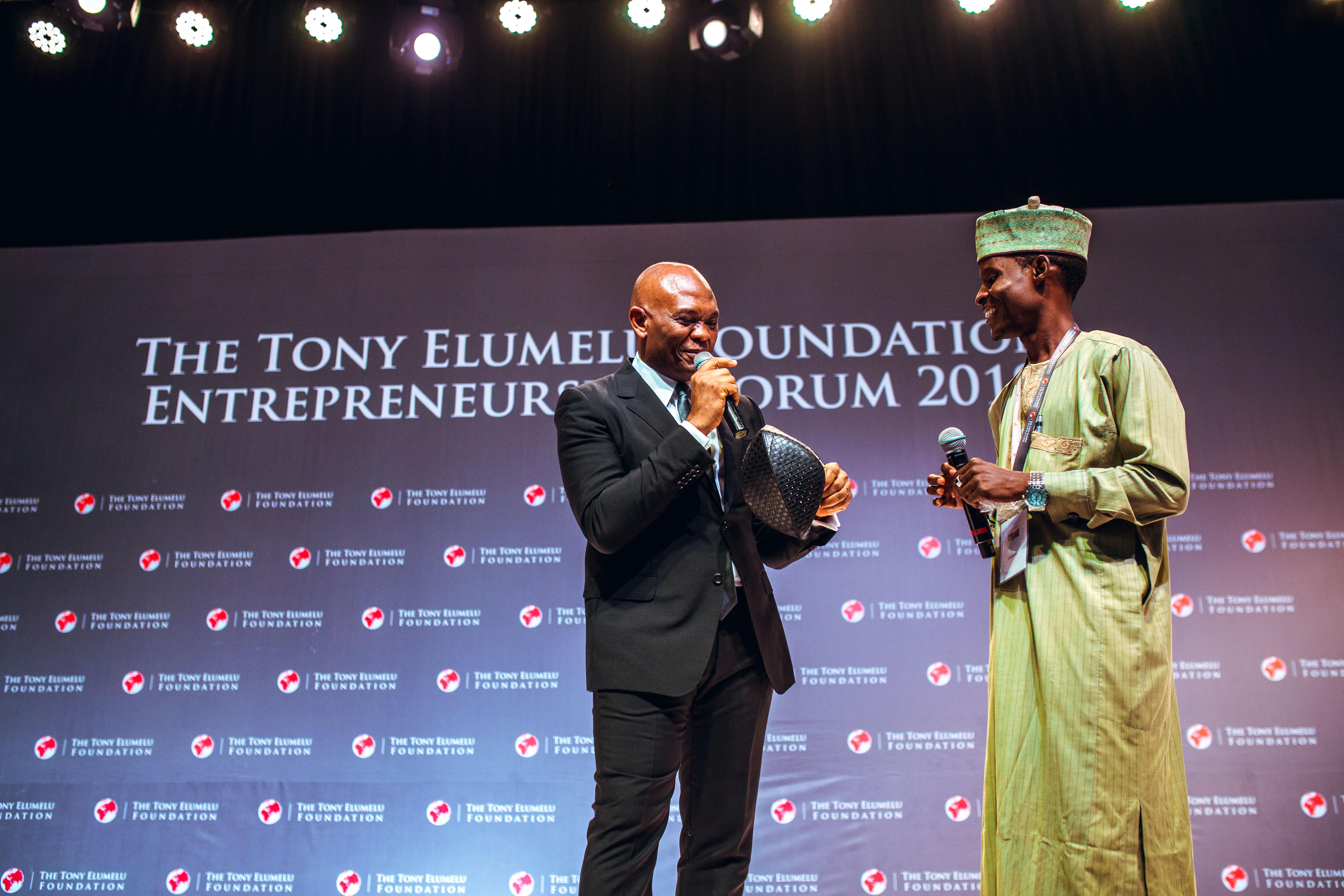 Highlights from the Tony Elumelu Foundation Entrepreneurship Forum