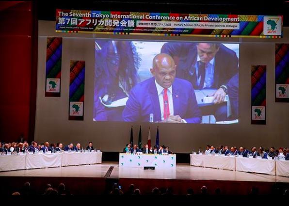 Transcript: Tony Elumelu's Keynote Speech at the Tokyo International Conference on African Development