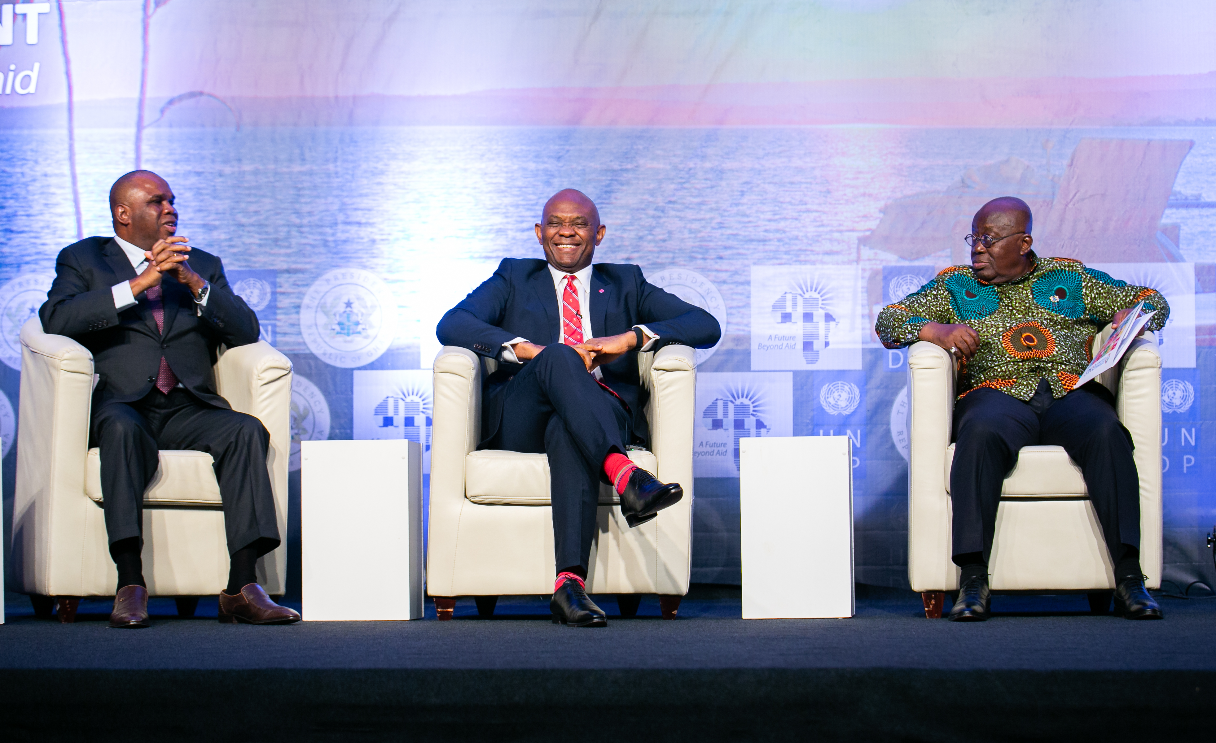 "Transcript: Tony Elumelu's Remarks on ""Africa's money for African development – a future beyond aid"", during the Presidential Dialogue hosted by the President of Ghana and UNDP"