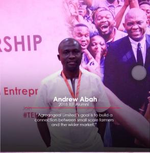 Adrew Abah Tony Elumelu Entrepreneur