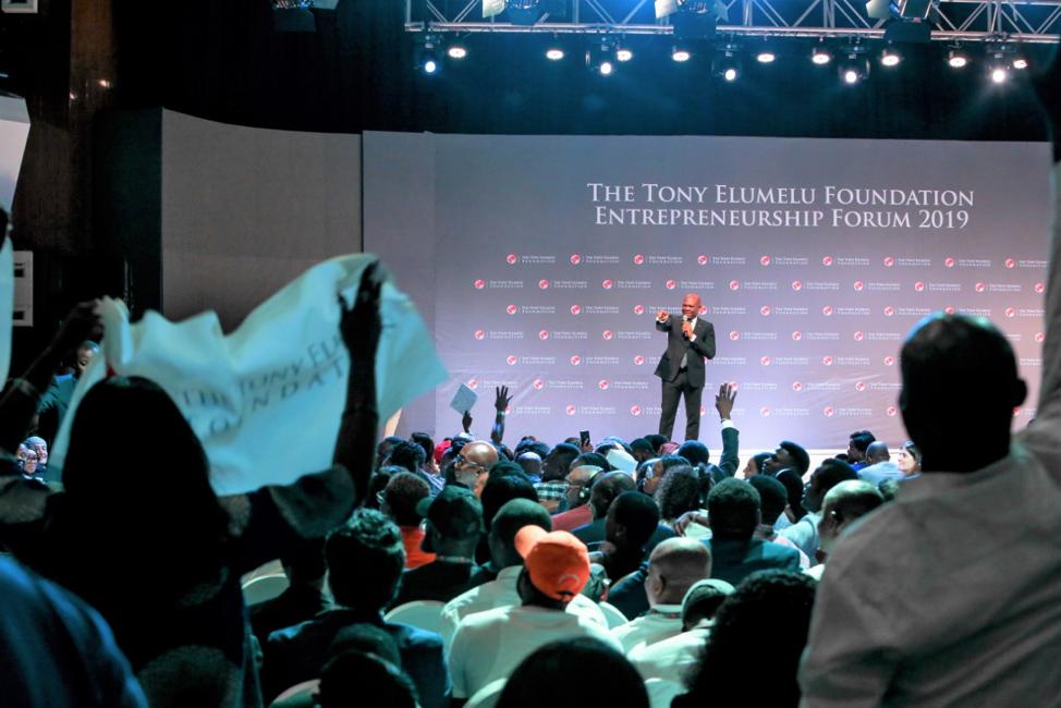 Appel des Candidatures Au Programme D'entreprenariat TEF 2020 De La Fondation Tony Elumelu Prévu pour Le 1er Janvier 2020
