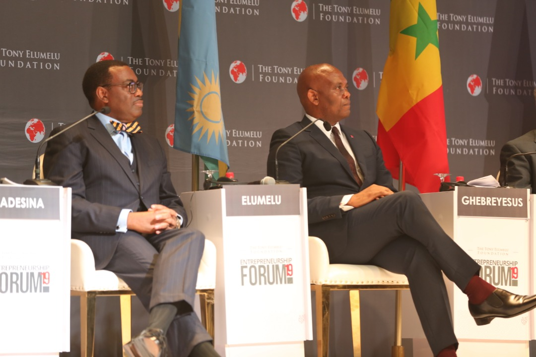 TEF and AfDB