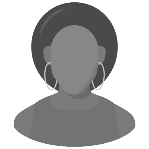 silhouette headshot women