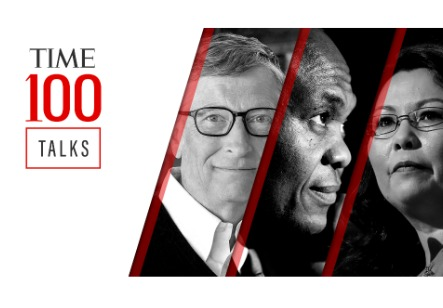 Tony Elumelu, Bill Gates, US Senator Duckworth Convene at Time100 Talks