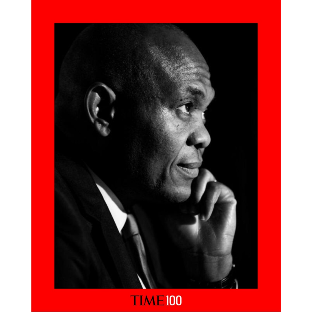 "TONY ELUMELU NAMED IN ""TIME 100"" LIST OF THE 100 MOST INFLUENTIAL PEOPLE IN THE WORLD 2020"