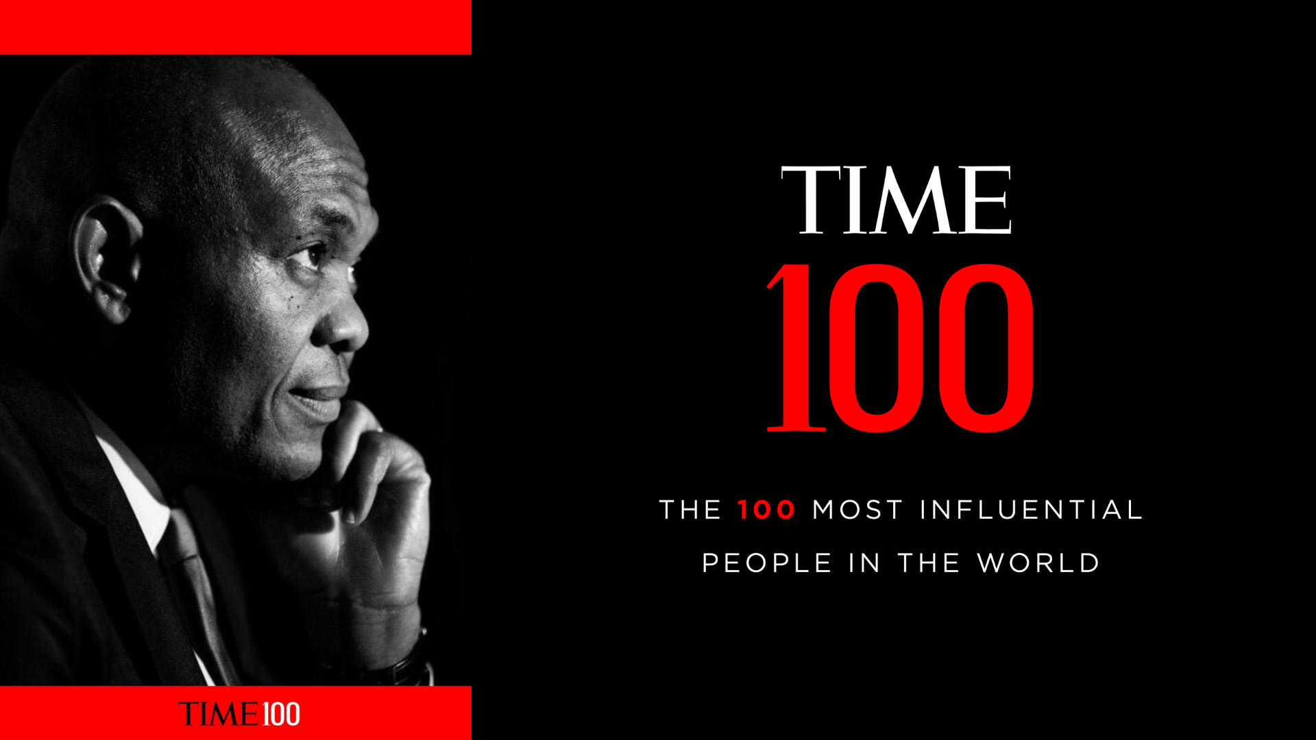 President Muhammadu Buhari lauds Tony O. Elumelu, on his being named among the Time100 Most Influential People of 2020
