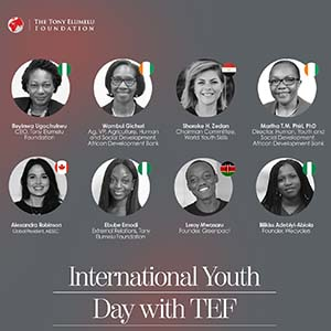 TEF International Youth Day