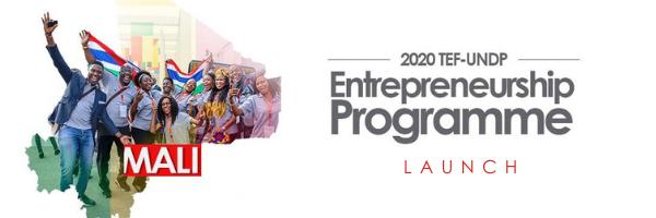 Programme d'Entrepreneuriat TEF-PNUD au Mali (À quoi s'attendre)