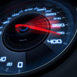 Speedometer guage