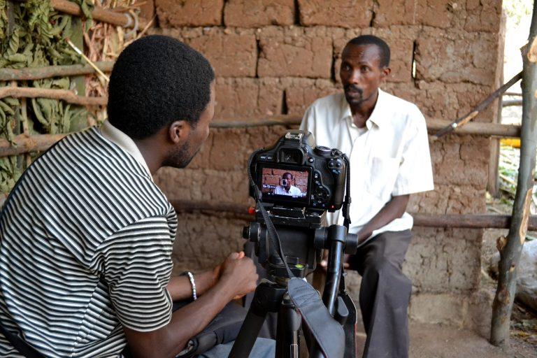 Emmanuel Nturanyenabo Teebah Film Village